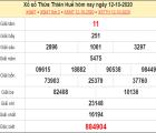 Nhận định XSTTH 19/10/2020