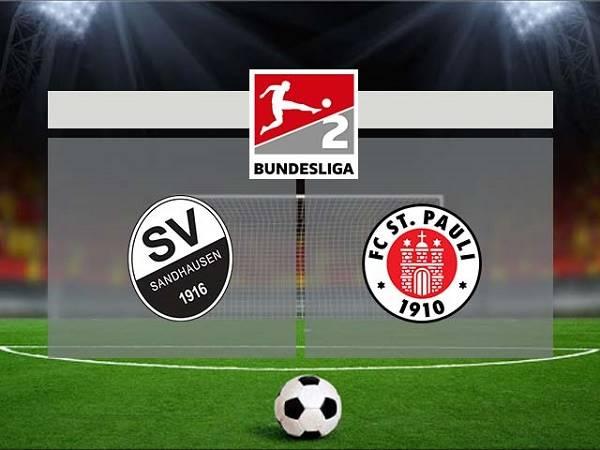 Soi kèo Sandhausen vs St. Pauli 23h30, 02/10 - Hạng 2 Đức
