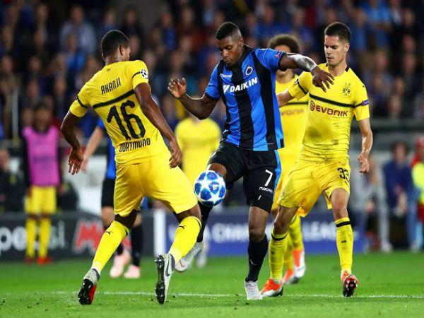 Nhận định soi kèo Dortmund vs Club Brugge, 03h00 ngày 25/11 - Cup C1