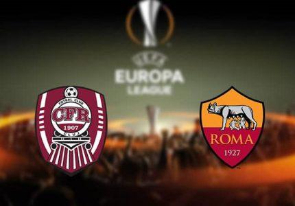 Soi kèo CFR Cluj vs AS Roma - 03h00, 27/11/2020