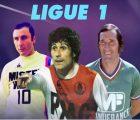 Top 3 cầu thủ ghi nhiều nhất Ligue 1