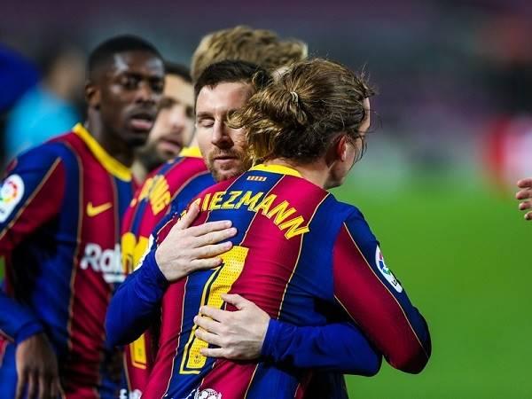 Tin thể thao sáng 1/2: Messi đạt cột mốc ghi bàn ấn tượng cho Barca