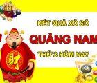 Nhận định KQXS Quảng Nam 2/3/2021 thứ 3 xác suất trúng cao