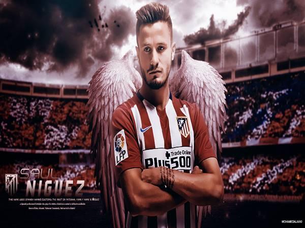 Tiểu sử Saul Niguez - Tiền vệ trẻ của bóng đá Tây Ban Nha