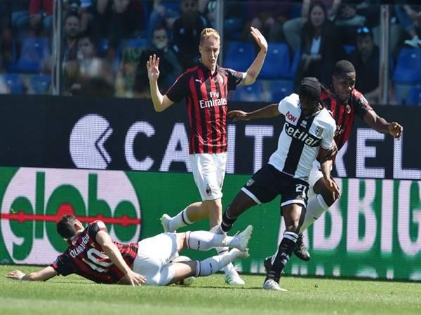 Nhận định kèo Châu Á Parma vs AC Milan (23h00 ngày 10/4)