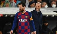 Tin bóng đá trưa 10/4: Zidane khuyên Messi ở lại