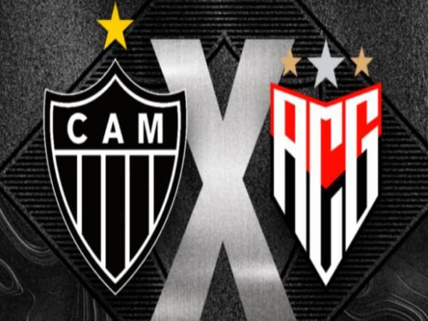Dự đoán Atlético/GO vs Atlético Mineiro, 5h ngày 2/7