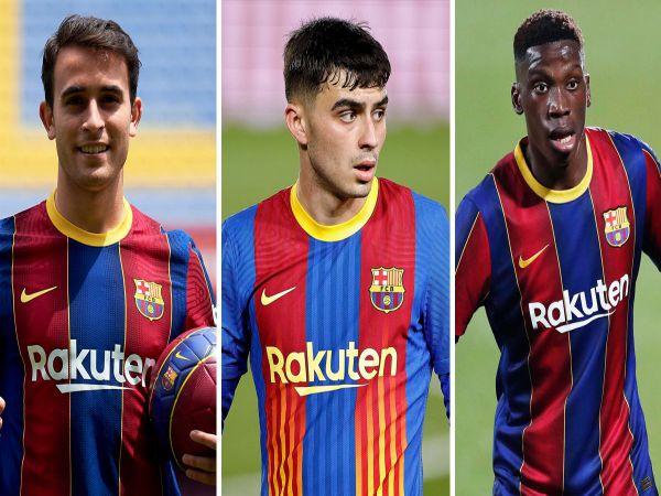 Tin bóng đá sáng 16/7: Sao trẻ Barca sáng cửa giành giải Golden Boy