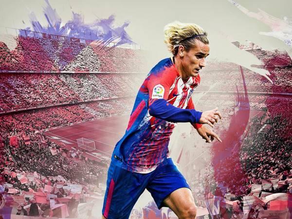 Chuyển nhượng Barca 1/9: Barcelona cho Atletico mượn Griezmann