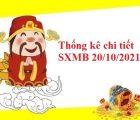 Thống kê chi tiết SXMB 20/10/2021